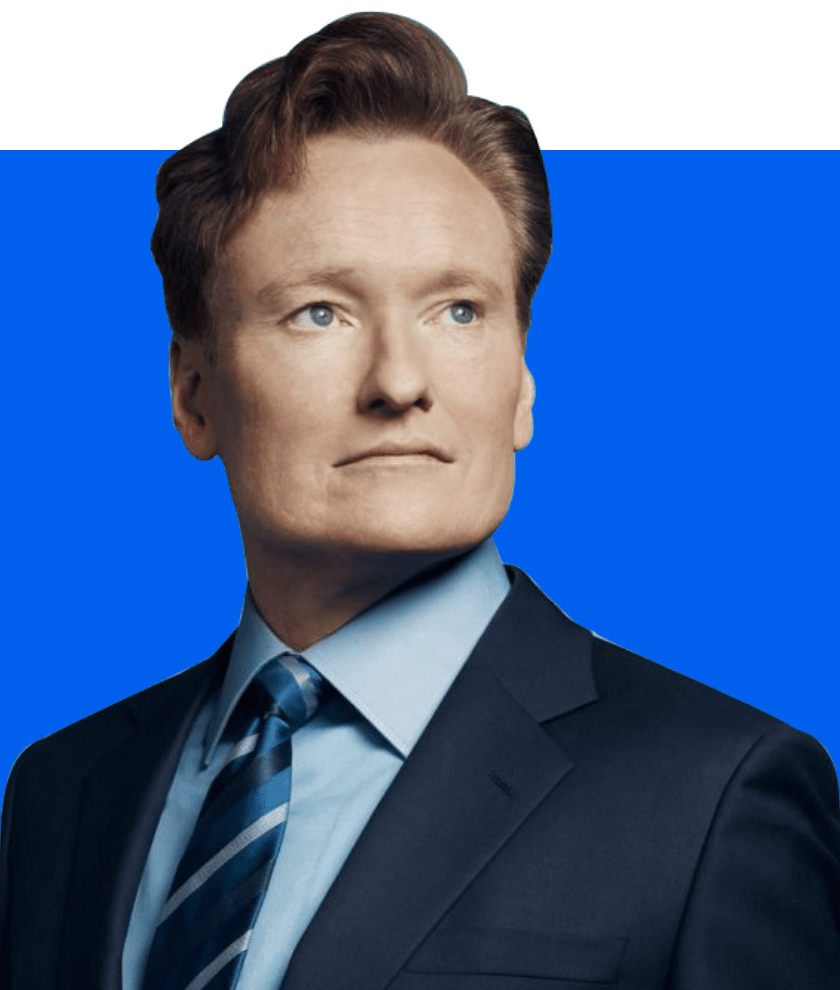 Conan O'Brien Uses Nextiva Business Phone System